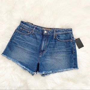Joe's Jeans High Rise Jean Shorts NWT